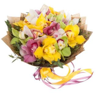 Орхидея микс 3
